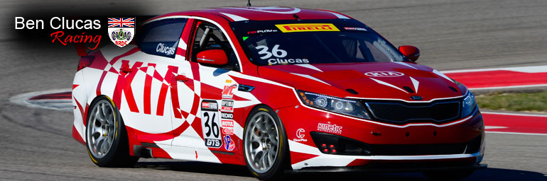 Ben Clucas Racing